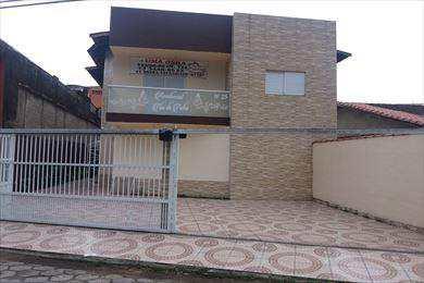 Sobrado em Mongaguá, no bairro Pedreira