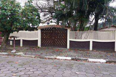 Casa, código 274100 em Mongaguá, bairro Jardim Aguapeu
