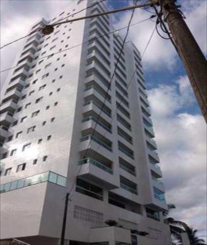 Apartamento, código 280300 em Mongaguá, bairro Centro