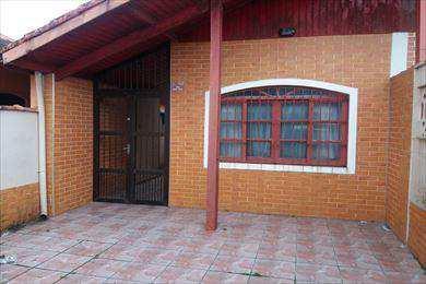 Casa, código 274000 em Mongaguá, bairro Vila Vera Cruz