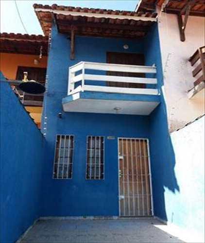 Sobrado, código 272700 em Mongaguá, bairro Vila Atlântica