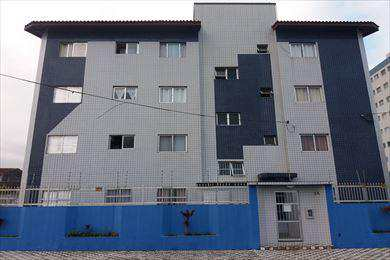 Apartamento, código 272100 em Mongaguá, bairro Jd Praia Grande