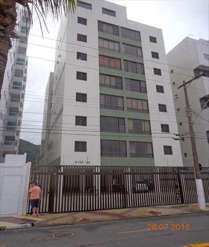 Apartamento, código 82201 em Mongaguá, bairro Centro
