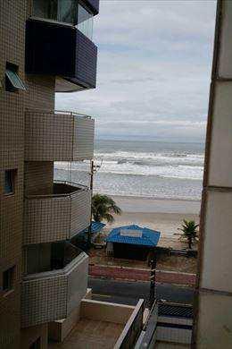 Apartamento, código 271000 em Mongaguá, bairro Centro