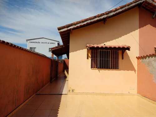Casa, código 278800 em Mongaguá, bairro Vera Cruz