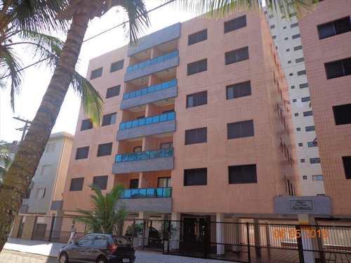 Apartamento, código 81401 em Praia Grande, bairro Real