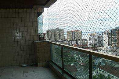 Cobertura em Mongaguá, no bairro Jardim Marina