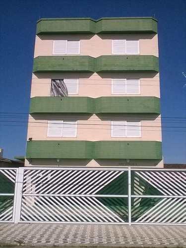 Apartamento, código 80801 em Praia Grande, bairro Solemar