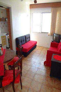 Apartamento, código 269100 em Praia Grande, bairro Solemar