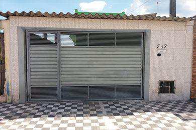 Casa, código 278700 em Mongaguá, bairro Vila Nossa Senhora Fátima