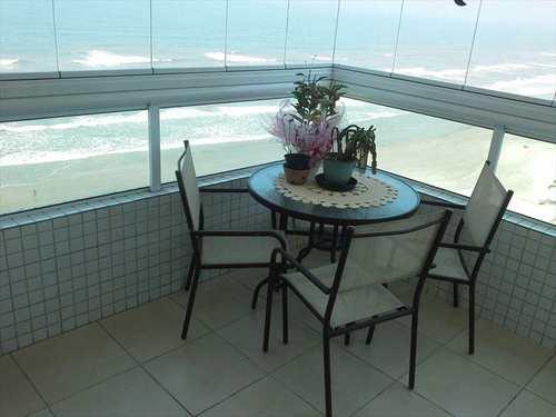 Apartamento, código 80401 em Praia Grande, bairro Solemar
