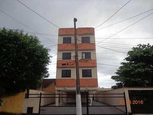Apartamento, código 80301 em Praia Grande, bairro Solemar