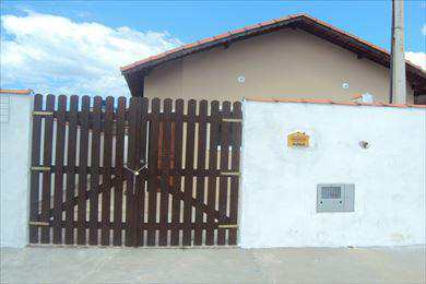 Casa, código 79901 em Mongaguá, bairro Jardim Leonor