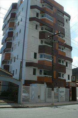 Apartamento, código 264600 em Mongaguá, bairro Centro