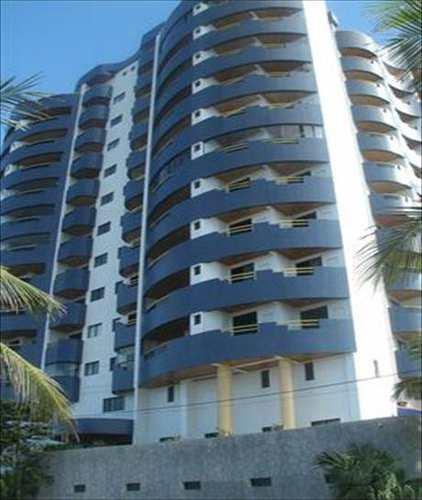 Apartamento, código 262600 em Mongaguá, bairro Vila Vera Cruz
