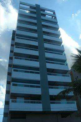Apartamento, código 260300 em Mongaguá, bairro Jardim Marina