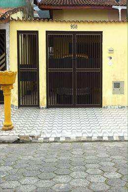 Casa, código 259900 em Mongaguá, bairro Vila Vera Cruz