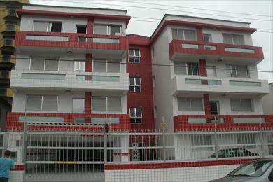 Apartamento, código 259000 em Mongaguá, bairro Centro