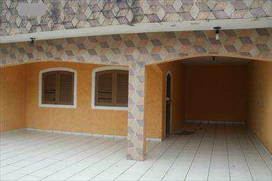 Casa, código 257900 em Mongaguá, bairro Vila Anhanguera