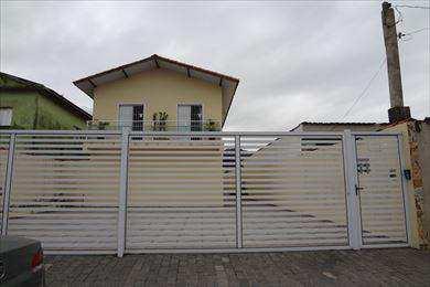 Sobrado, código 257700 em Mongaguá, bairro Vila Atlântica