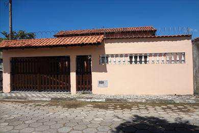 Casa, código 256600 em Mongaguá, bairro Vila Oceanopolis