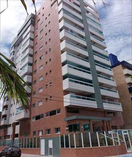 Apartamento, código 255900 em Mongaguá, bairro Jardim Marina
