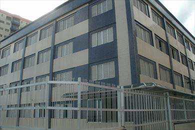 Apartamento, código 254600 em Mongaguá, bairro Centro