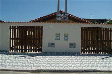 Casa, código 252000 em Mongaguá, bairro Balneário Regina Maria