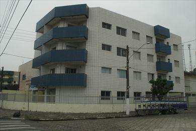 Apartamento, código 250400 em Mongaguá, bairro Jardim Marina