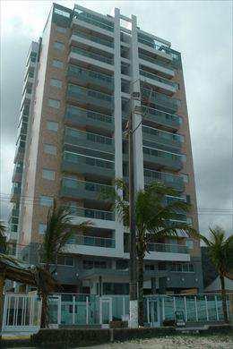 Apartamento, código 249600 em Mongaguá, bairro Vila São Paulo