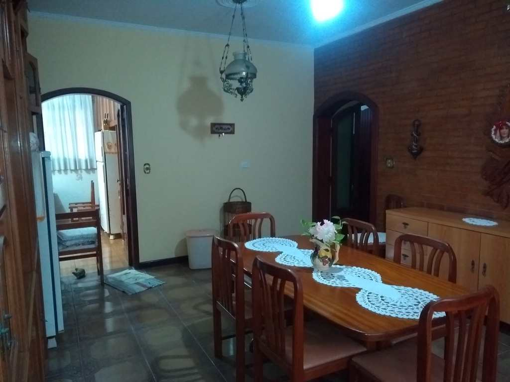 Casa em Mongaguá, no bairro Vila Oceanopolis