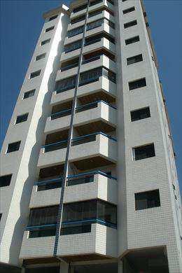 Apartamento, código 249800 em Mongaguá, bairro Balneário Umuarama
