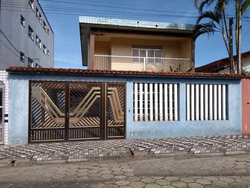 Sobrado, código 244600 em Mongaguá, bairro Vila Vera Cruz