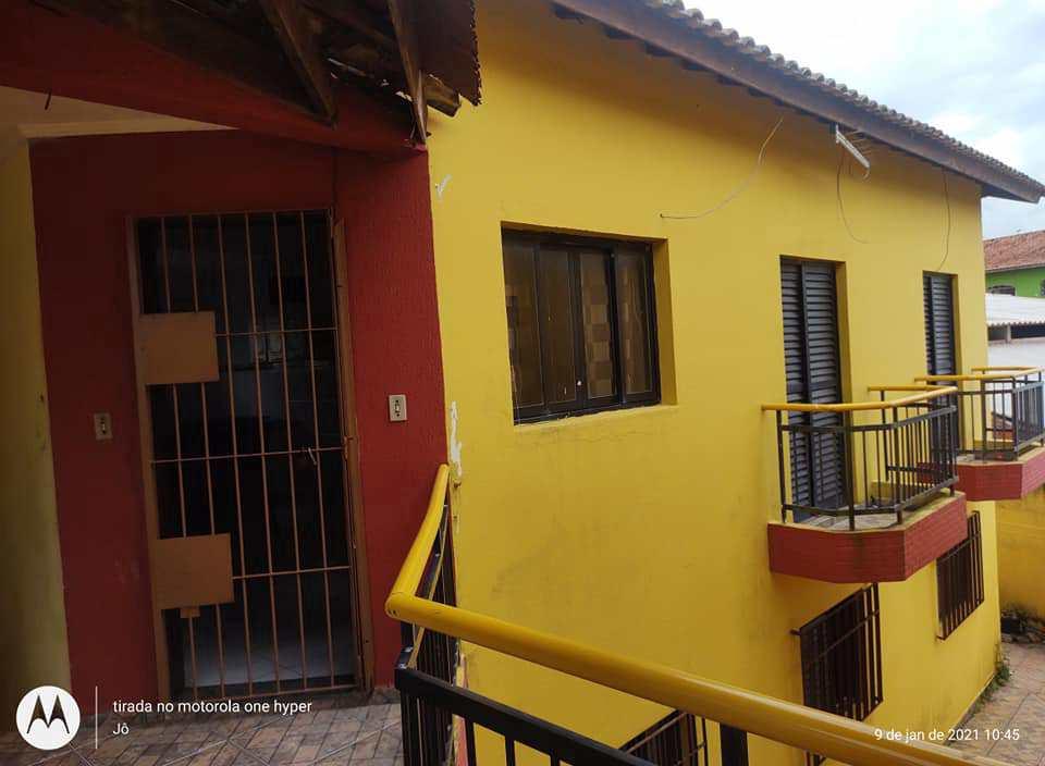 Sobrado em Mongaguá, no bairro Balneário Flórida Mirim