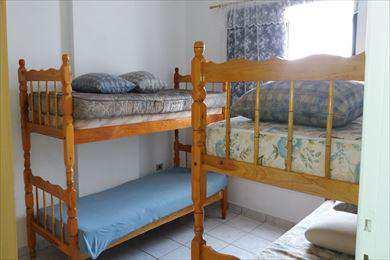 Apartamento em Mongaguá, no bairro Balneário Regina Maria