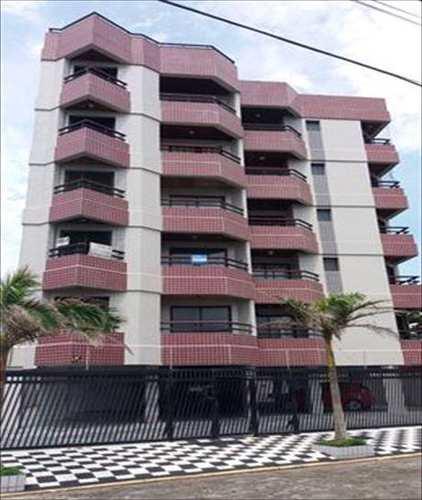 Apartamento, código 242100 em Mongaguá, bairro Balneário Regina Maria