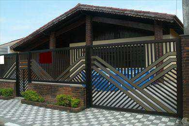 Casa, código 240500 em Mongaguá, bairro Vila Vera Cruz