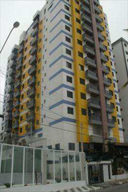 Apartamento, código 235300 em Mongaguá, bairro Jardim Marina