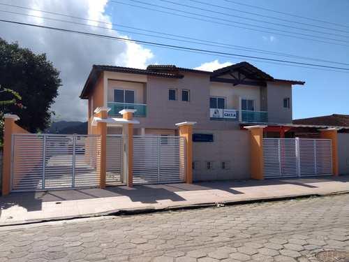 Sobrado de Condomínio, código 219900 em Mongaguá, bairro Vila Atlântica