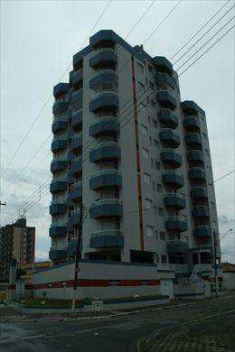 Apartamento, código 219600 em Mongaguá, bairro Vila Oceanopolis
