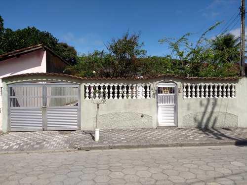 Casa, código 211100 em Mongaguá, bairro Vila Atlântica