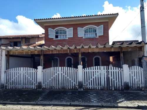Sobrado, código 210400 em Mongaguá, bairro Vila Vera Cruz