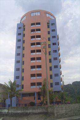 Apartamento, código 170500 em Mongaguá, bairro Jardim Marina