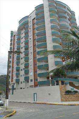 Apartamento, código 76601 em Mongaguá, bairro Vila Vera Cruz