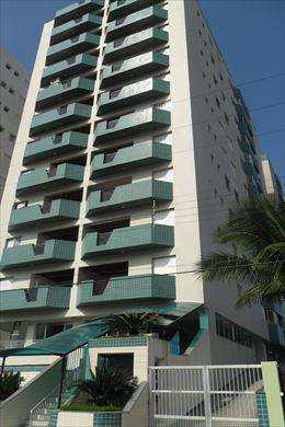 Apartamento, código 75301 em Mongaguá, bairro Centro