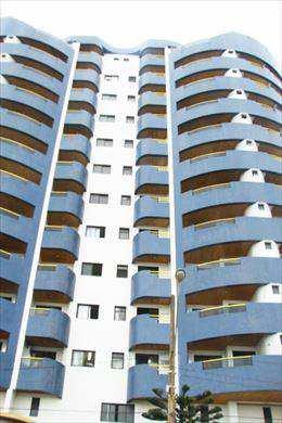 Apartamento, código 73501 em Mongaguá, bairro Jardim Itapoan