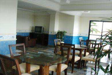 Apartamento em Mongaguá, no bairro Jardim Itapoan