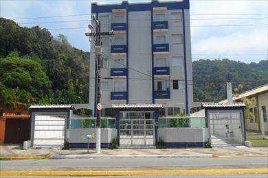 Apartamento, código 71601 em Mongaguá, bairro Centro