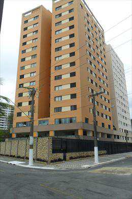 Apartamento, código 70801 em Praia Grande, bairro Solemar