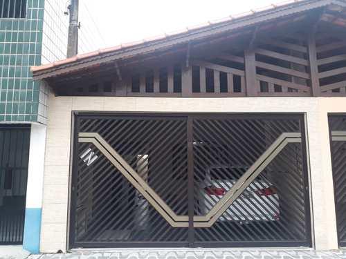 Casa, código 66601 em Praia Grande, bairro Solemar